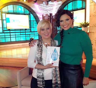 Estrella Flores-Carretero y Rashel Díaz