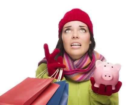 Comprar compulsivamente