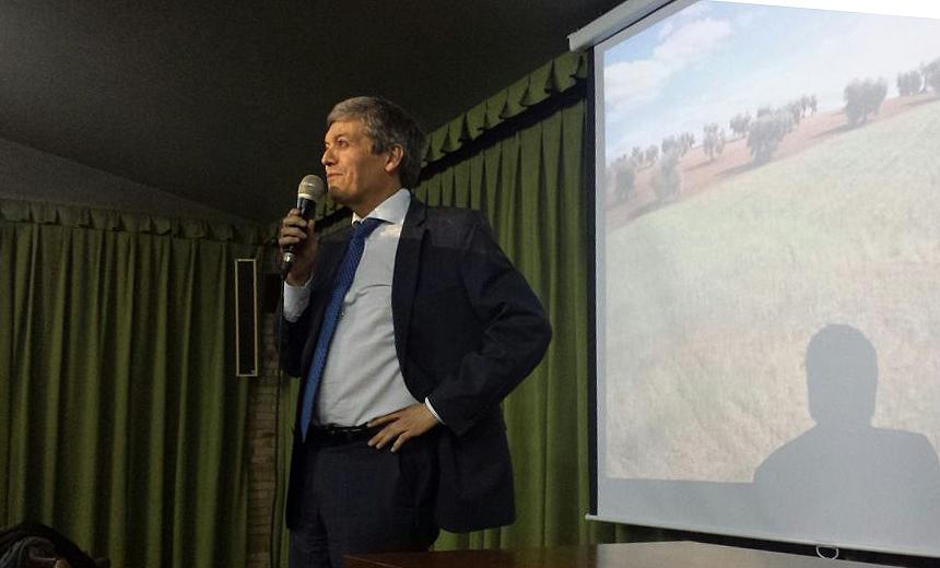Fabián de Torres, presidente del Grupo Educativo M.Montaigne